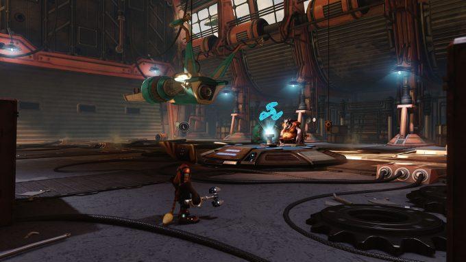 Ratchet Clank - PS4 1080p