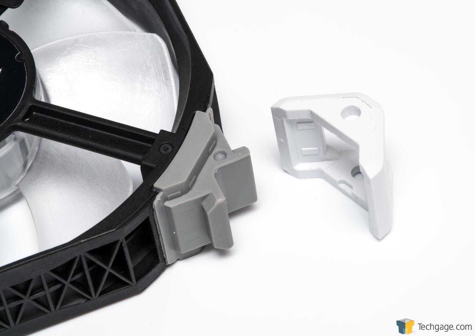MagLev Comes To Desktop: Corsair Magnetic Levitation ML120 & ML140