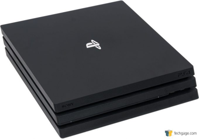 Sony PS4 Pro - Overview