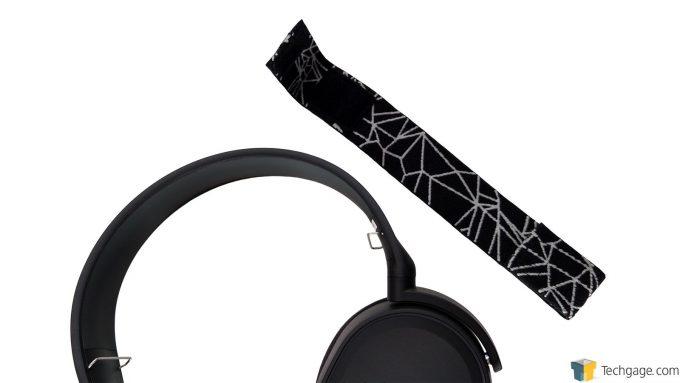 Steelseries Arctis 5 - Headband Removed