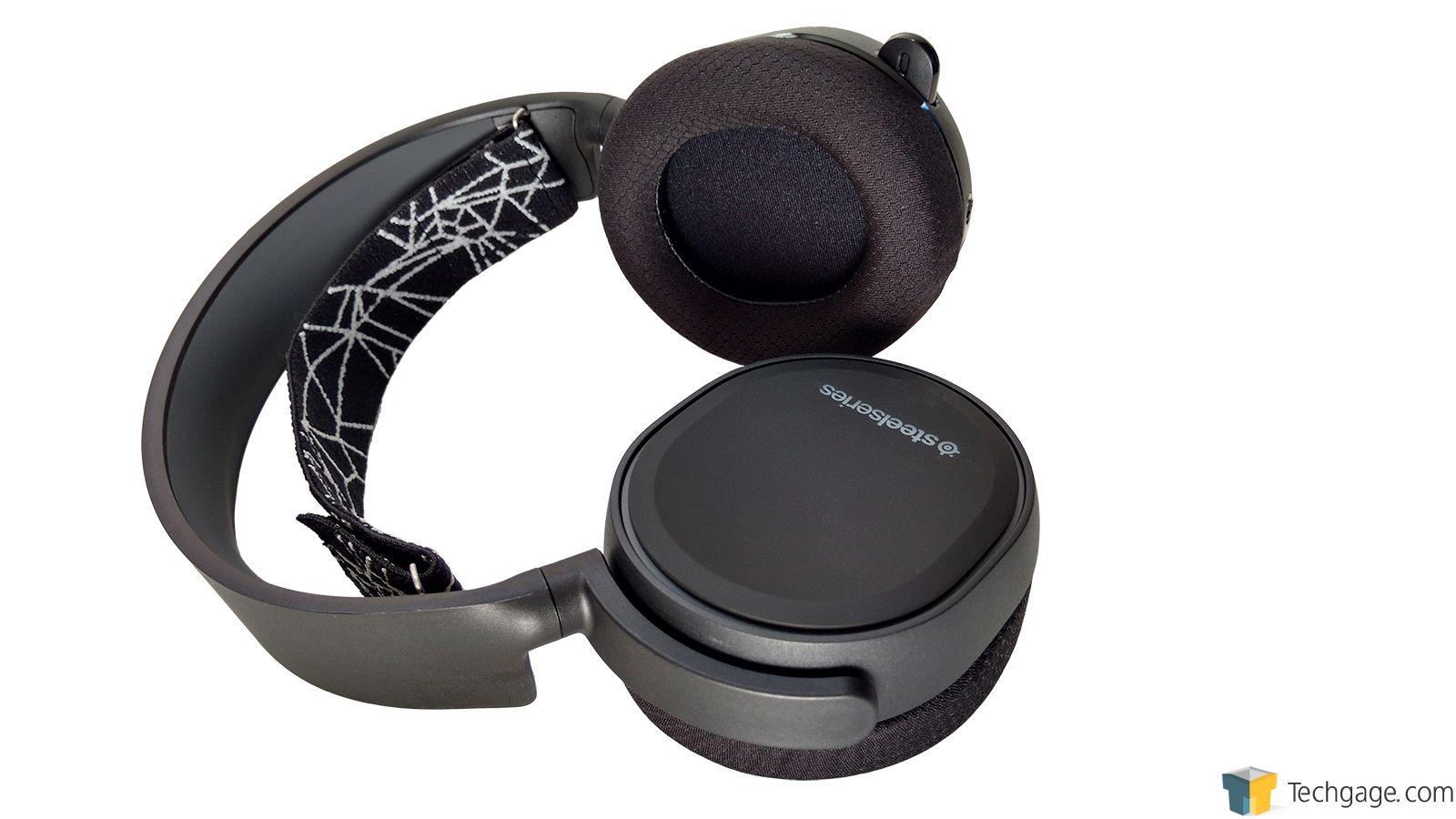 steelseries arctis 5 7 1 surround sound rgb headset review. Black Bedroom Furniture Sets. Home Design Ideas