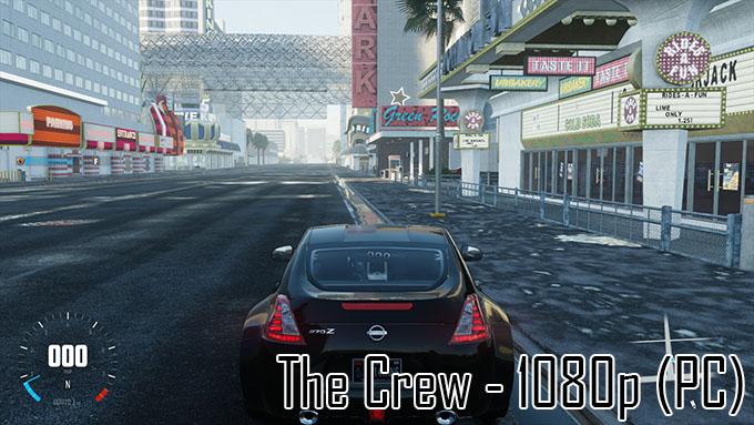 The Crew (PC) 1920x1080