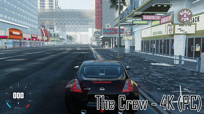 The Crew (PC) 3840x2160