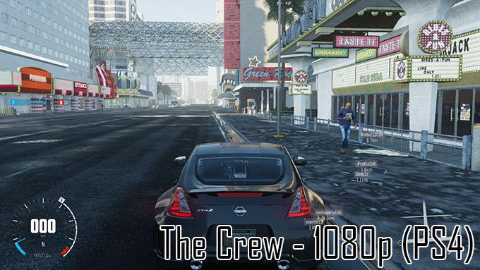 The Crew (PS4) 1920x1080