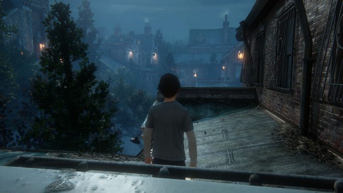 Uncharted 4 PS4 Pro Resized 4K To 1080p