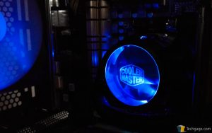 Cooler Master MasterLiquid Pro 240 - Illumination