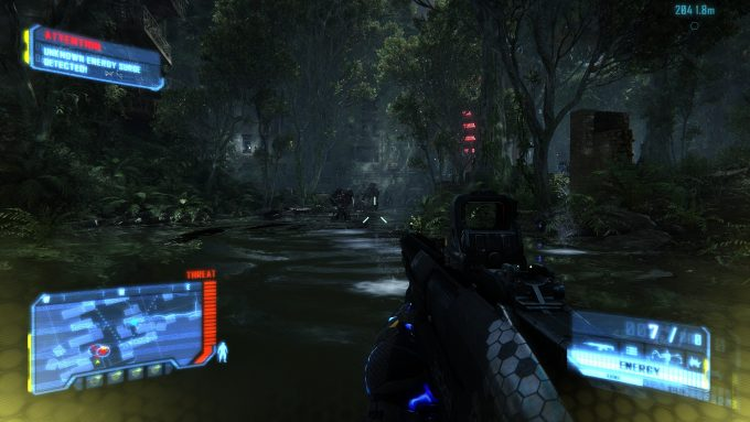 Crysis 3 Eurocom M5 R2 Gaming Notebook (1080p)