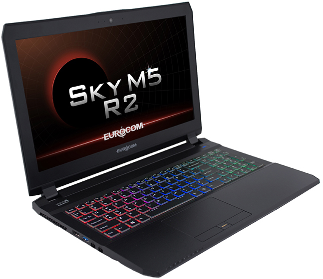 Eurocom Sky M5 R2 Gaming Notebook