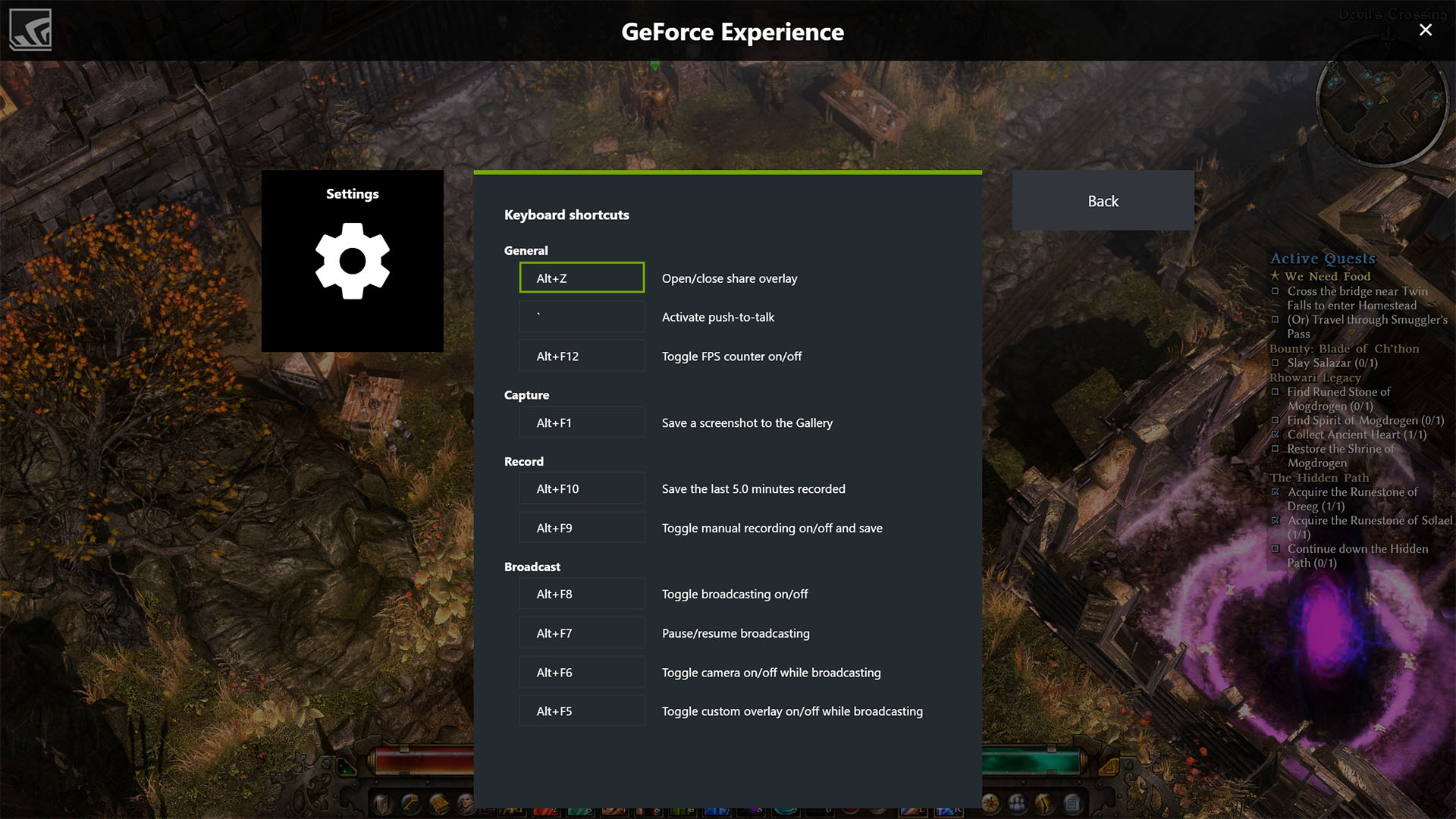 Nvidia Geforce Experience Showcase Going Beyond Graphics