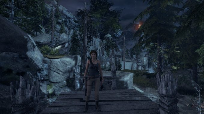 Rise of the Tomb Raider Eurocom M5 R2 Gaming Notebook (1080p)