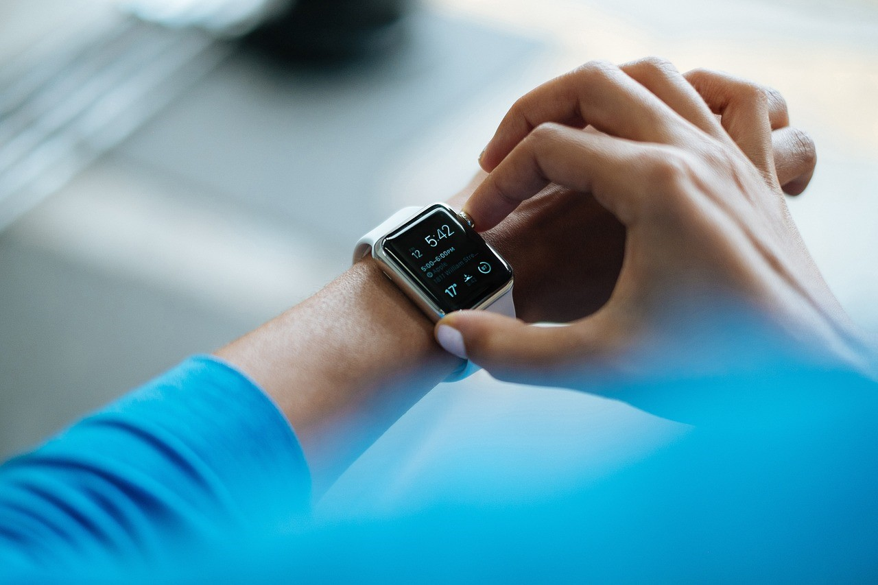 Smart Watch Press Image