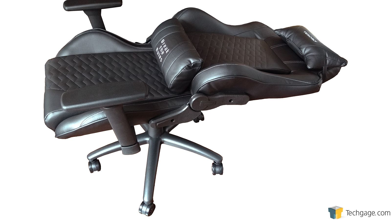 Tesoro Zone Balance Gaming Chair Review Techgage