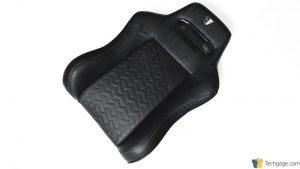 Tesoro Zone Balance - Seat Back Front