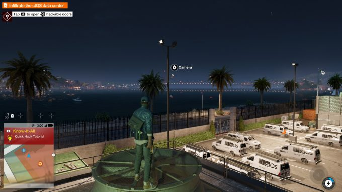 Watch Dogs 2 Eurocom M5 R2 Gaming Notebook (1440p)