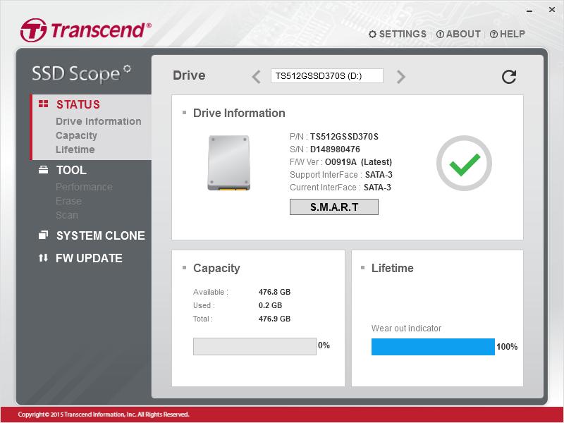 Transcend SSD370S MLC SSD Review – Techgage
