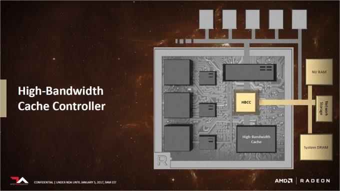 AMD Vega Slides - HBCC