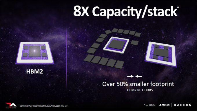 AMD Vega Slides - HBM2