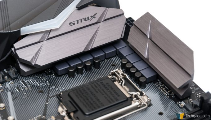 ASUS ROG STRIX Z270E Gaming - CPU Socket