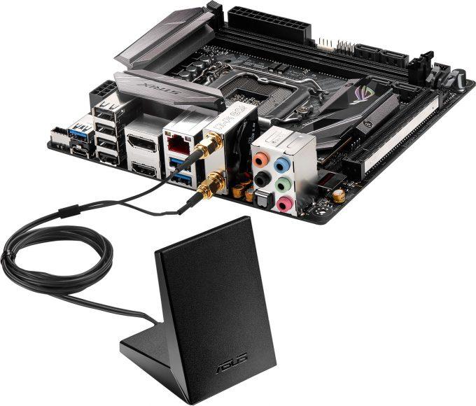 ASUS ROG STRIX Z270I Gaming-WiFi Motherboard