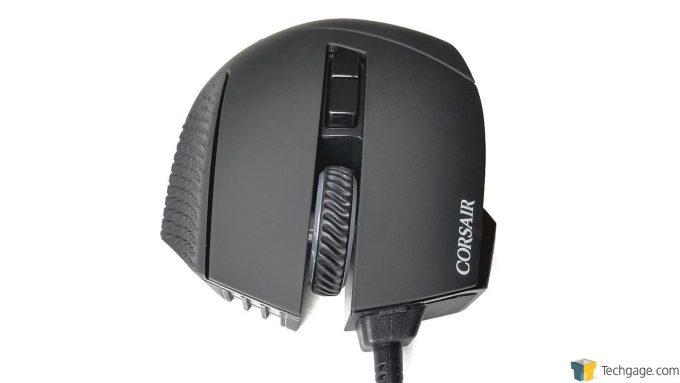 Corsair Scimitar Pro RGB - Front View