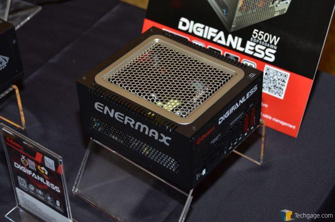 Enermax Digifanless