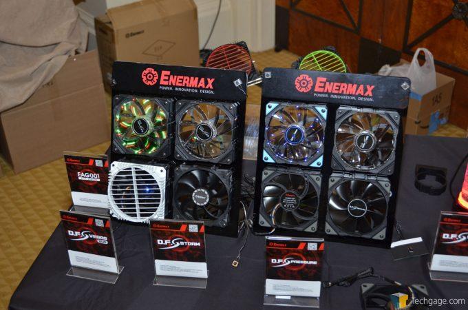Enermax Fan Selection