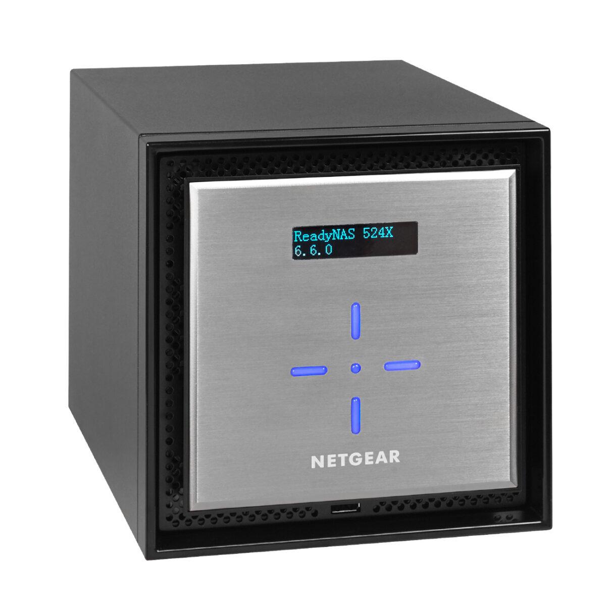 NETGEAR ReadyNAS 520