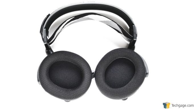 SteelSeries Arctis 7 - Cup Padding & Interior Lining 2