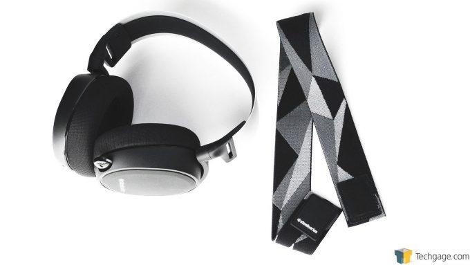 SteelSeries Arctis 7 - Headband Removed