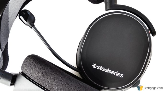 SteelSeries Arctis 7 - Clearcast Microphone