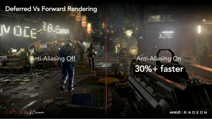 AMD Capsaicin GDC 2017 Deus Ex Forward Render