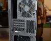 Cooler Master MasterCase Pro 3 Exterior - Rear Panel