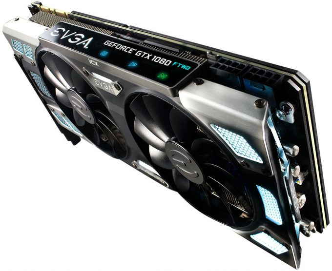 EVGA GeForce GTX 1080 iCX Edition