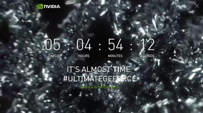 NVIDIA 'Ultimate GeForce' Teaser