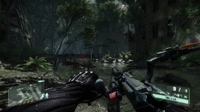 CyberPowerPC AMD VR Gaming PC - Crysis 3