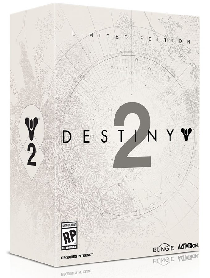Destiny 2 PC Box Art