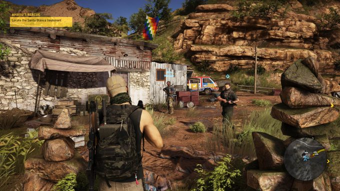 NVIDIA GeForce GTX 1080 Ti - Ghost Recon Wildlands (Best Playable 4K)