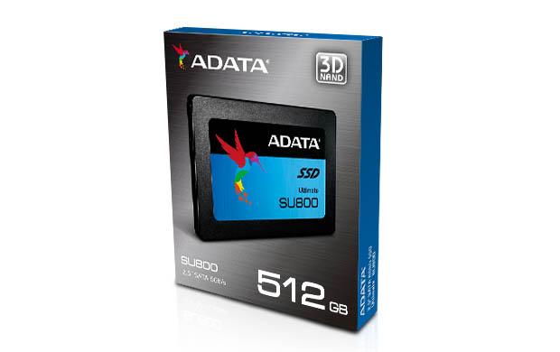ADATA SU800 Box