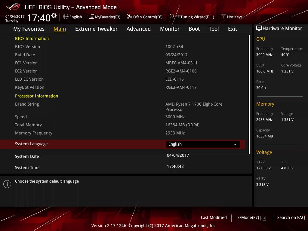 An In-depth Look At AMD's Ryzen 7 1800X, 1700X & 1700