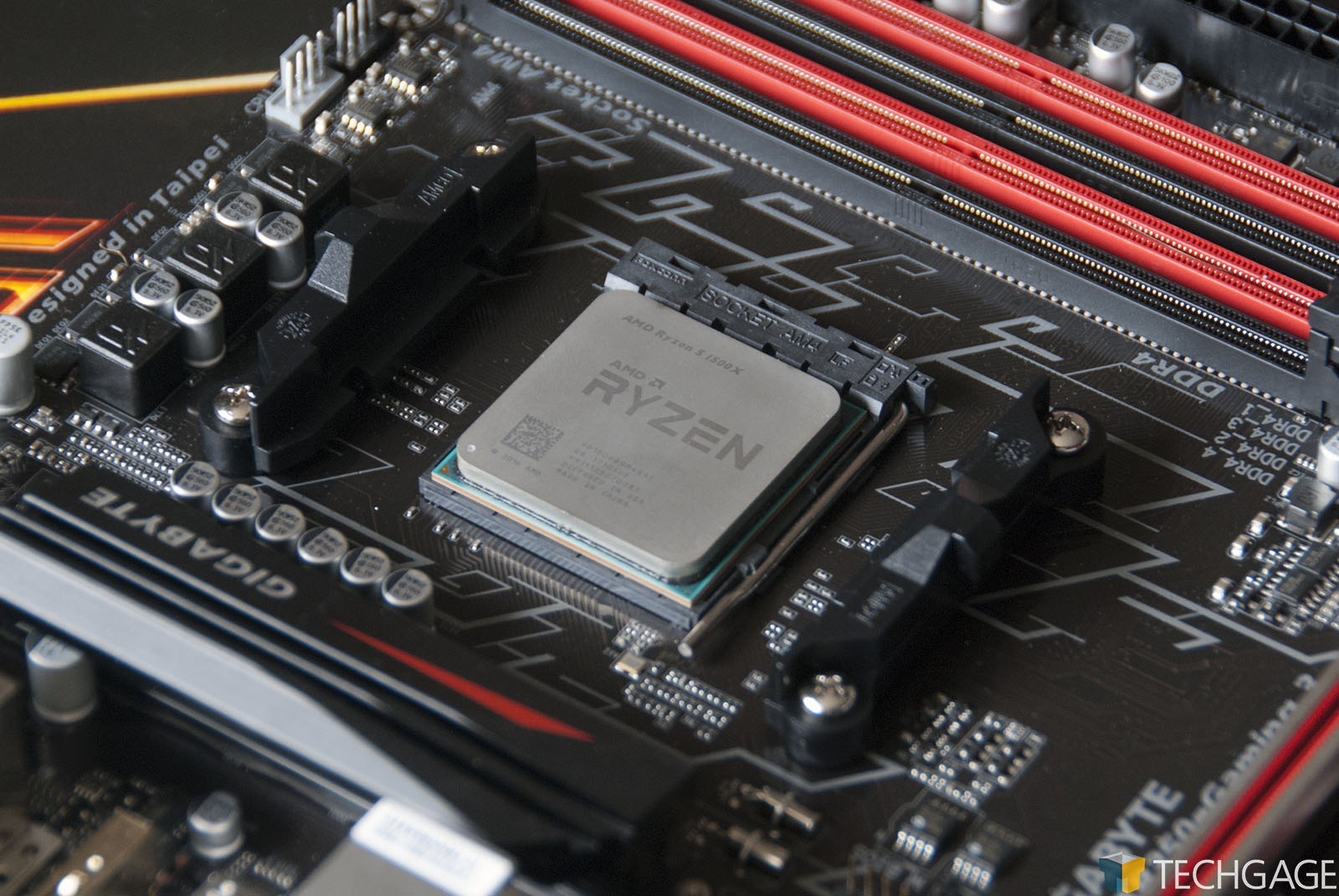 Ryzen For The Masses A Look At Amds 5 1600x 1500x Amd R5 Processors Techgage