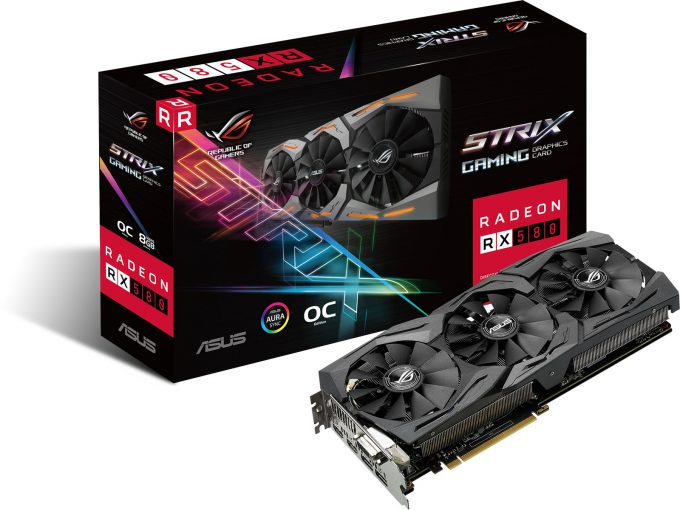 AMD Radeon 500 Series Graphics Driver for Windows Mac