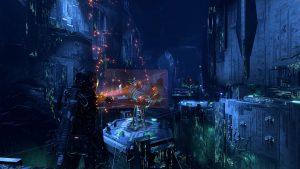Mass Effect Andromeda Deep Underground