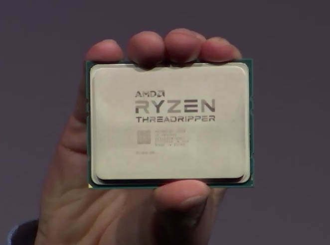 AMD Threadripper CPU Feature