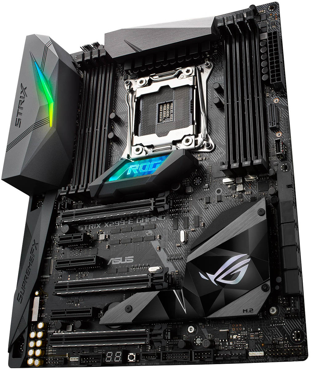ASUS ROG X299 Motherboard