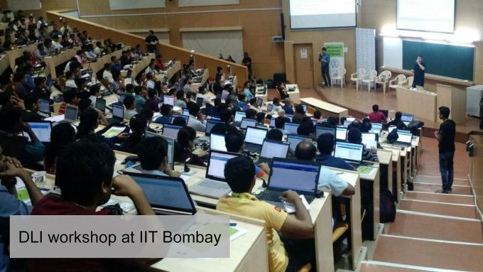 NVIDIA DLI Lab at IIT Bombay