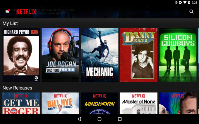 Netflix (Android)
