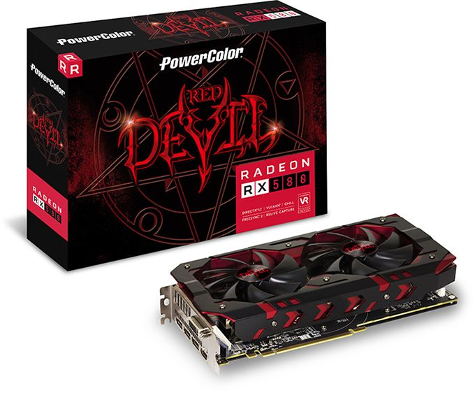 PowerColor Radeon RX 580 (Red Devil Edition)