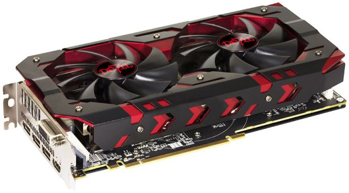 PowerColor Red Devil Radeon RX 580