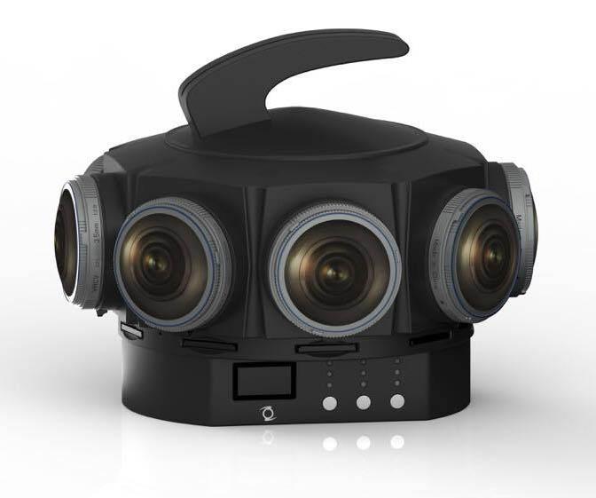 Z CAM's V1 PRO VR camera system