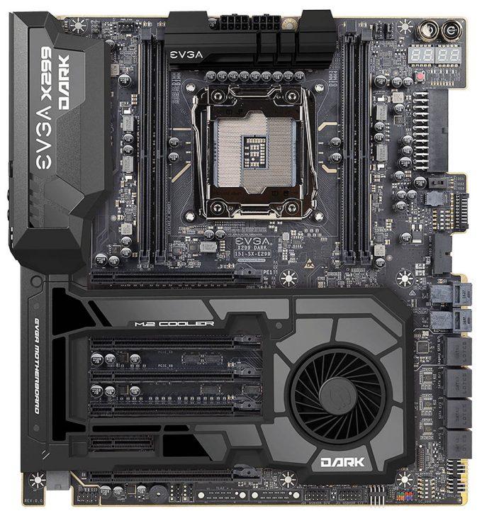 EVGA X299 DARK Motherboard